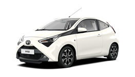 Toyota Aygo x-Play Plus